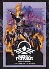 Captain Power And The Soldiers Of The Future: The Complete Series