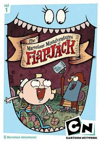 Cartoon Network: The Marvelous Misadventures Of Flapjack - Volume 1