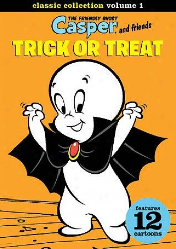Casper - Trick rO Treat Classic Collection - Vol. 1