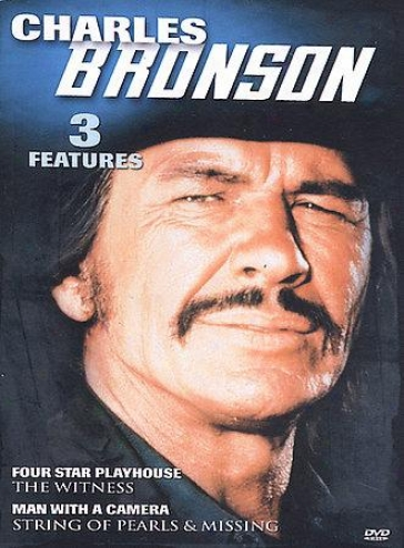 Charles Bronson - 3 Features