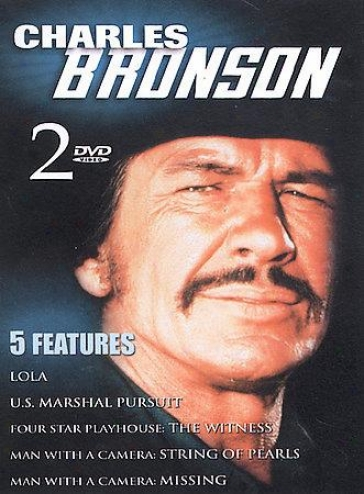 Charles Bronson - 5 Features