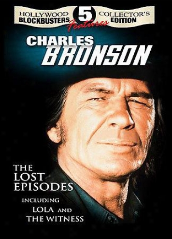 Charls Bronson - Lost Episodes