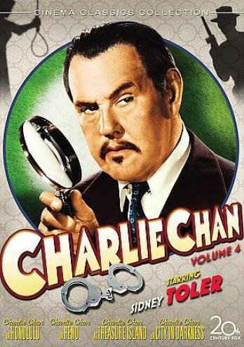 Charlie Chan Accumulation - Vol. 4