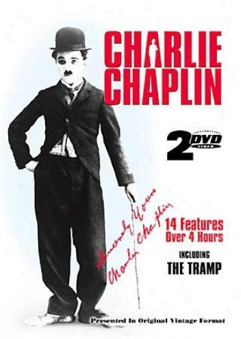 Charlie Chaplin - 2 Pqck