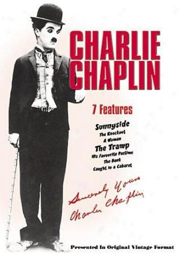 Charlie Chaplin - Dimensions 6