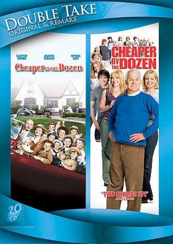 Cheapper By The Dozen (2003)/cheaper By The Dozen (1950)