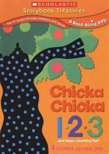 Chicka Chicka 123...and More Stories Around Counting