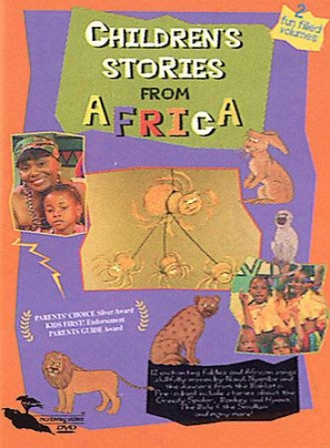 Children's Stories From Africa - Vols. 1 & 2