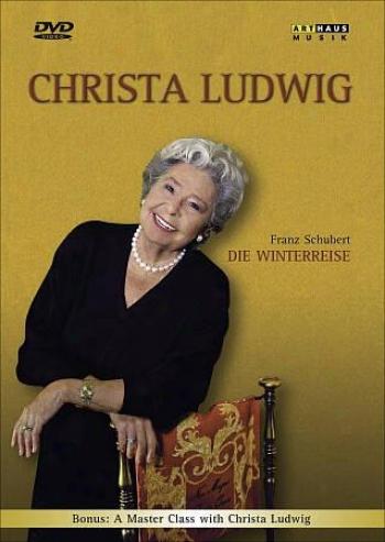 Christa Ludwig:  Schubert - Die Winterreise
