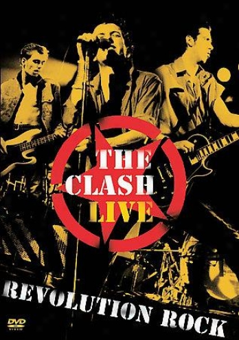 Clash - The Clash Live: Revolution Rock