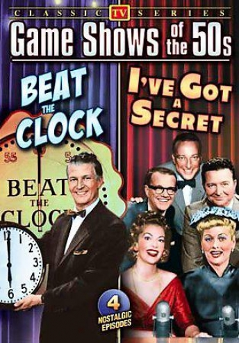 Classic 50's Quiz Shows: I've Got A Swcret/beat The Clock