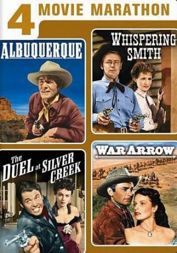 Classic Western Collection: 4 Movi eMarathon