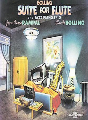 Claude Bolling - Suite In spite of Flute And Jazz Piano Trio