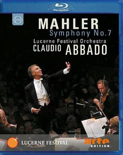 Claudio Abbado/lucerne Festival Orchestra: Mahler - Symphony No. 7
