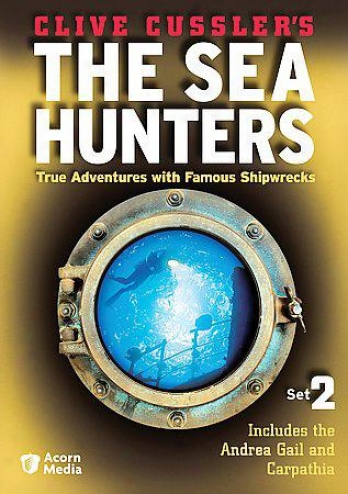 Clive Cussler's The Sea Hinters - Set 2