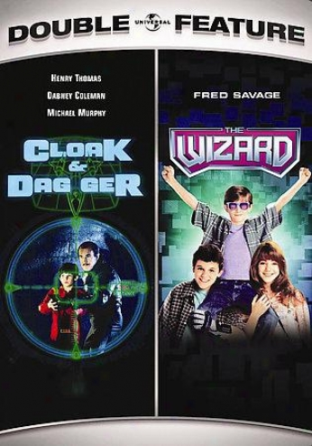 Cloak & Dagger/the Wizard