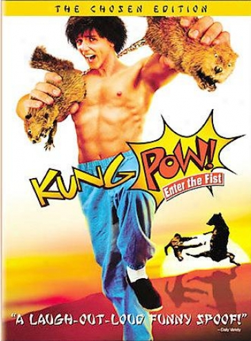 Club Fear/ Super Troopers/ Kung Pow: Enter The Fist - 3 Disc Set