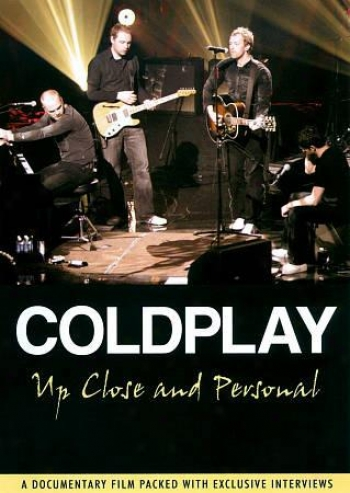 Coldpkay: Up Close And Personal