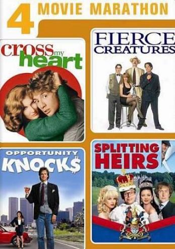Comedy Favorites Collection: 4 Movie Marathon