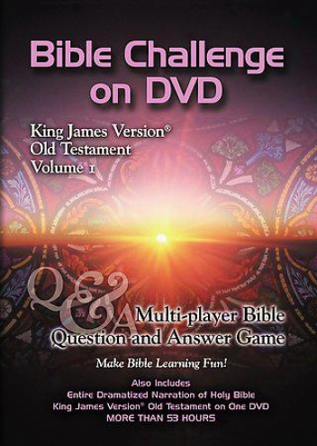 Complete Bible Challenge On Dvd - Sovereign Jamrs Version: Vol. 1
