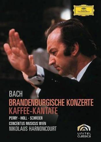 Concentus Musicus Wien/nikolaus Harnoncourt: Bach - Brandenburgische Konzerte/ka