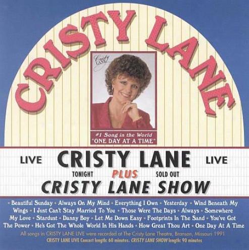 Cristy Lane: Live