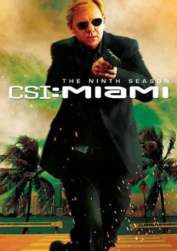 Csi: Miami - The Ninth Season