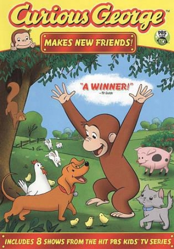 Curious George: Curious George Makws New Friends