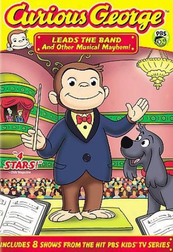 Curious George - Leads The Band And Other Musical Mayhem