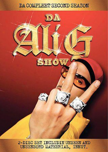 Da Ali G Show - The Completr Second Season