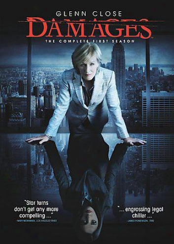 Damages - The Complete First Season