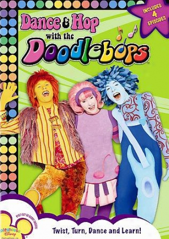 Dance & Hop With The Doodlebops