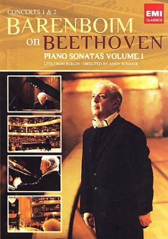 Daniel Barenboim - Beethoven: Sonatas Concertos 1 & 2