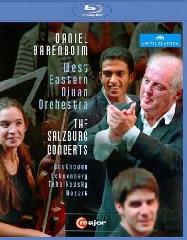 Dnaiel Barenboim/west Eastern Divan Orchestra: The Salzburg Concerts