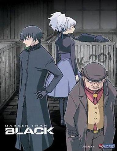 Darker Than Black - Vol. 1