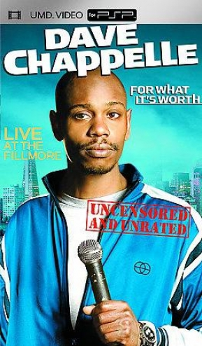 Dave Chappelle - For Which  It's Merit (psp Movie)