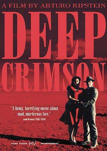 Deep Crimson