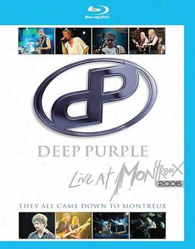 Deep Purple - They All Came Down To Montreux - Llve At Montreux