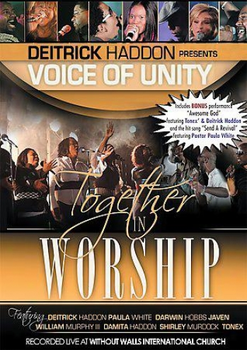Deitrick Haddon Ptesents Voices Of Concord - Together In Worship