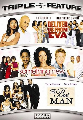 Delvier Us From Eva/something New/the Best Man