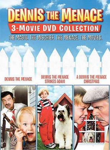 Dennis The Menace Collection 3 Pack