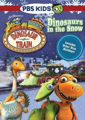 Dinosaur Trap: Dinosaurs In The Snow