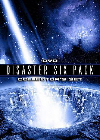 Disaster Six Pack Collector's Ser