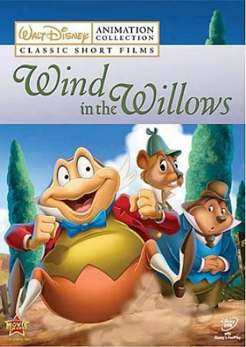 Disne yAnimation Collection Vol. 5: Wind In The Willows