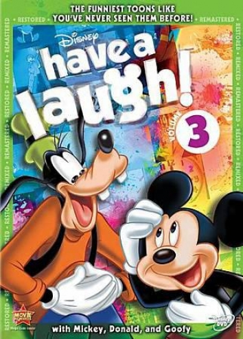 Disney: Be obliged A Laugh, Vol. 3