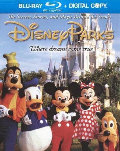Disney Parks: The Secrets, Stories, Magic Behind The Scenes
