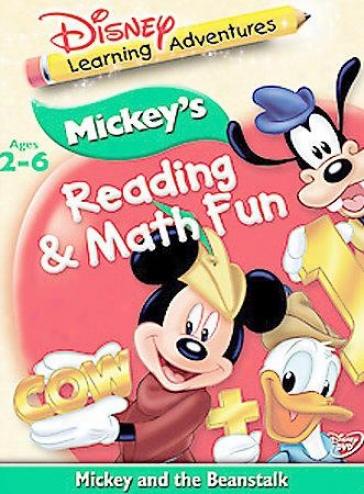 Disney's Learning Adventures - Mickey & The Beanstalk