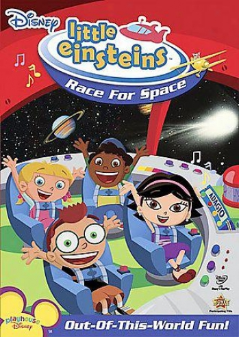 Disney's Littlw Einsteins: Race For Space