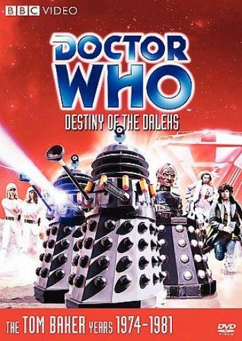 Doctor Who - Destiny Of The Dlaeks