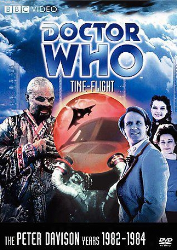 Doctor Who - Time-flight